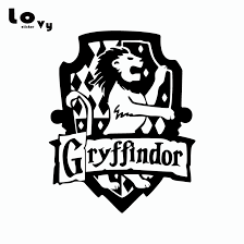 Harry Potter Car Sticker Creative Gryffindor Crest Vinyl Car Decal Vinyl Car Decal Car Decalcar Sticker Aliexpress