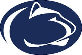 Penn State Nittany Lions Logo 3 White Or Blue Vinyl Decal Truck Car Window Ebay