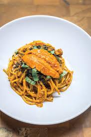 Bestia's Spaghetti with Sea Urchin Recipe