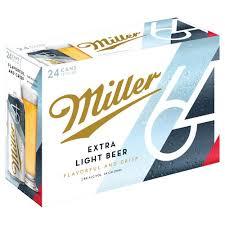miller 64 beer nutrition facts