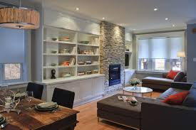 tv fireplace built in wall units