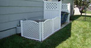 10 Pictures Fence To Hide Air Conditioner Gabe Jenny Homes