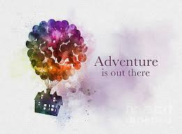 adventure is out there art prints quotes disney up up quotes