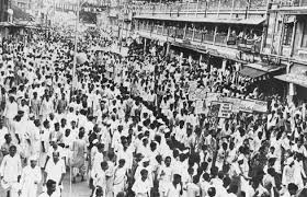 GSIAS BLOGS: ENTRY OF MAHATMA GANDHI AND HIS PARTICIPATION IN ...