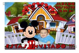 Invitaciones Para Cumpleanos Fotomontajes Gratis Imagui