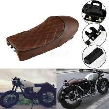 custom cafe racer seat saddle