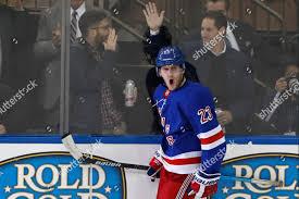 New York Rangers defenseman Adam Fox 23 Editorial Stock Photo - Stock Image  | Shutterstock