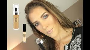 makeup atelier foundation concealer