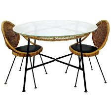 outdoor patio furniture mid back chair