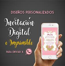 Invitacion Digital Virtual Whatsapp Cumple Infantil 15 Anos