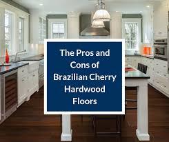 of brazilian cherry hardwood