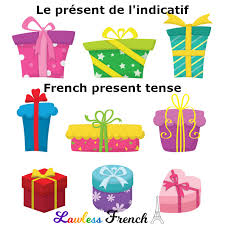 present tense lawless french grammar