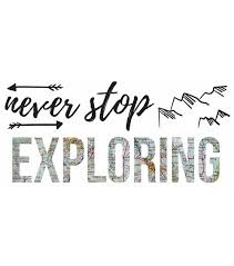 York Wallcoverings Wall Decals Never Stop Exploring Joann