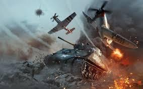 Download Wallpapers War Thunder M4 Sherman Online Game War