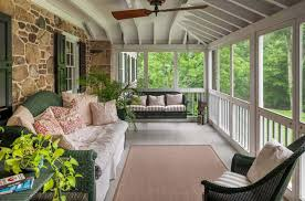 screened porch design ideas