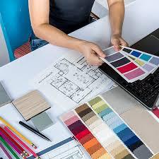 interior design color consultants 首
