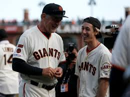 Tim Lincecum surprises Bruce Bochy at final SF Giants game
