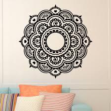 Mandala Wall Decal Australia Sticker Uk Half Art Canada Giant Large Amazon Vamosrayos