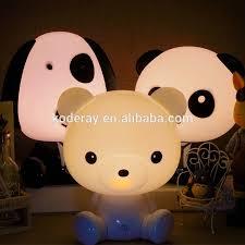 Global Lovely Baby Room Light Cartoon Polar Bear Kids Bedside Lamp Night Sleeping Desk Lamp Light Buy Baby Sleeping Lamp Cartoon Decorative Bedside Table Lamp Lovely Bear Rabbit Led Night Light Christmas