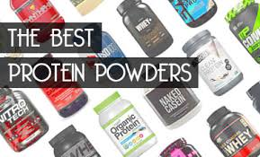 10 best protein powders for 2020