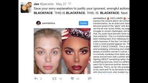 makeup artist under fire for turning a