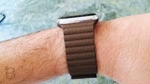 apple watch leather loop is it worth