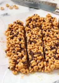 cheerios peanut er cereal bars