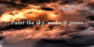 beautiful sky quotes to make you look up and smile sky quotes