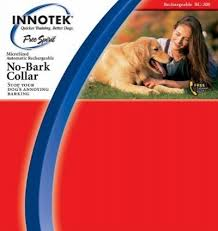 Innotek Rechargeable Bark Collar Bc 200 Radiofence Com