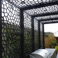 aluminum decorative screen for indoor