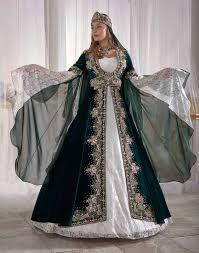 belle kaftan set bridal dress