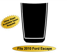 Matte Graphics Decals For Ford Escape For Sale Ebay