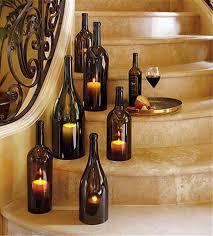 diy recycled wine bottles eatwell101