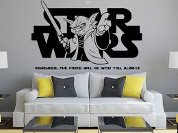 Star Wars Wall Stickers Amazon Decal Australia For Bedrooms Art Personalised 3d Ebay Removable Vamosrayos