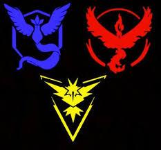 Pokemon Go Decals Pokemon Stickers Team Valor Team Mystic Team I Rkcreativeimpressions