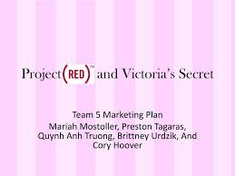 PPT - Project and Victoria's Secret PowerPoint Presentation, free download  - ID:1856990