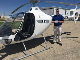 "UD Aviation na Twitteru: ""The University of Dubuque's first Private Pilot  Helicopter certificate was granted today to Bryan Eggers. Congratulations  Bryan!… https://t.co/AzCpW7DoKK"""