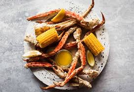 Steamed Crab Legs (How to Boil Crab ...
