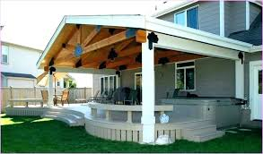 gable porch roof types designs open