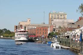 historic north carolina port city