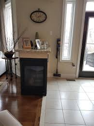 3 sided fireplace dilema