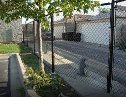Chicago Fence Company Wood Chain Link Fencing Contractor Chicago Il Top Line Fence