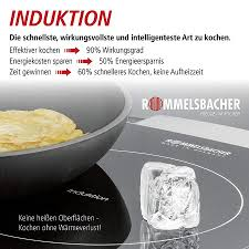Bếp từ đơn Rommelsbacher CHLB Đức - Hàng nhập khẩu - Bếp điện từ đơn