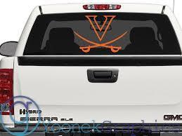 Virginia Cavaliers Sabre 610 Yoonek Graphics