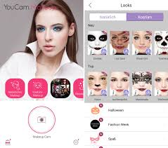 youcam makeup selfie makeover android