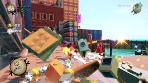 Lego Ninjago Movie Video Game Ninjago City Docks - Race Challenge - Master  Speed Trophy - YouTube