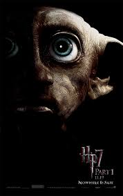 dobby the house elf from harry potter
