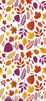 fall leaves iphone wallpaper 600x1299