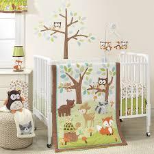 animal baby room baby crib bedding