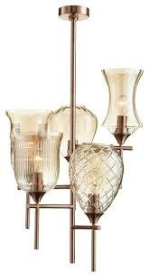 darcey 5 light chandelier